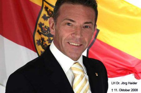 Dr. Joerg Haider